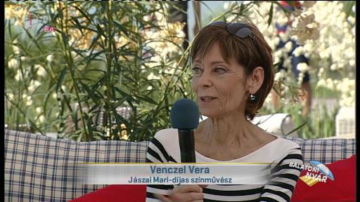 Venczel Vera, Jászai Mari-díjas színművész