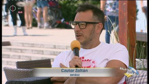 Czutor Zoltán, zenész