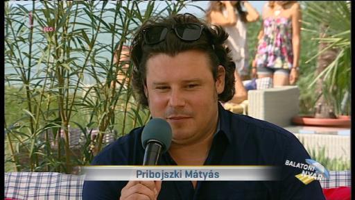 Pribojszki Mátyás