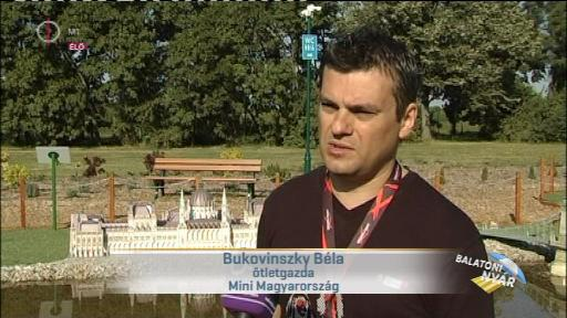 Bukovinszky Béla, ötletgazda, Mini Magyarország