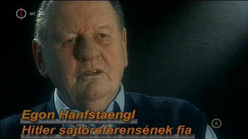 Egon Hanfstaengl, Hitler sajtóreferensének fia