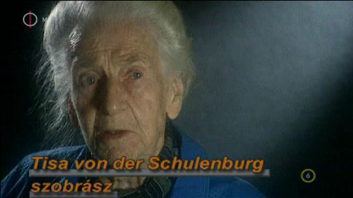 Tisa von der Schulenburg, szobrász