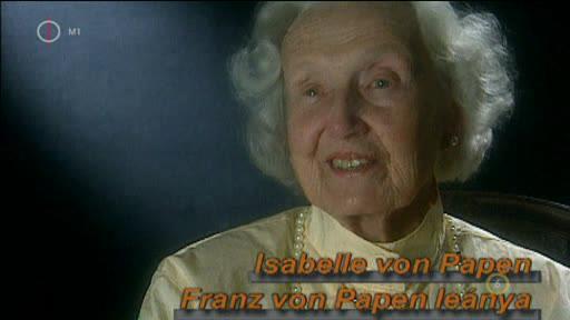 Isabelle von Papen, Franz von Papen leánya