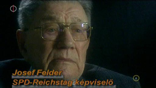 Josef Felder,  (SPD), Reichstag-képviselő