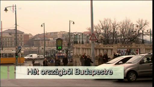 Hét országból Budapestre