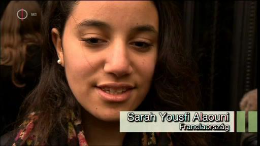 Sarah Yousfi Alaouni, Franciaország