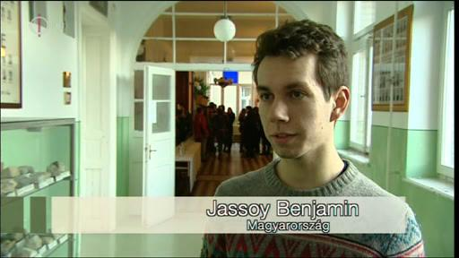 Jassoy Benjamin, Magyarország