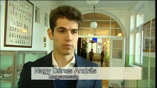 Nagy Dénes András, Magyarország