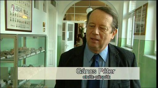 Gáncs Péter, elnök-püspök, Magyarországi Evangélikus Egyház