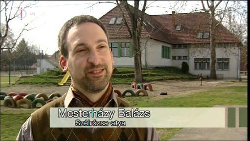 Mesterházy Balázs, Szélrózsa-atya