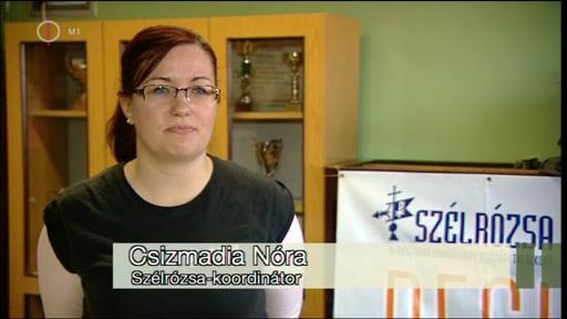 Csizmadia Nóra, Szélrózsa-koordinátor