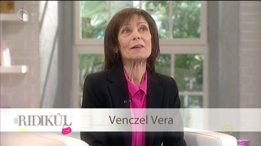 Venczel Vera, színész