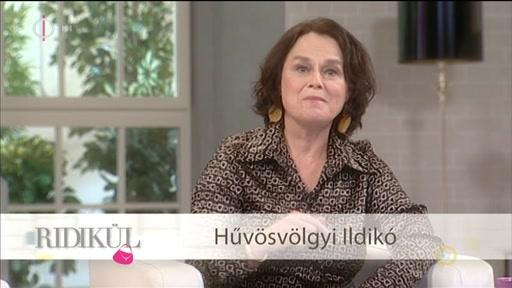 Hűvösvölgyi Ildikó, színész