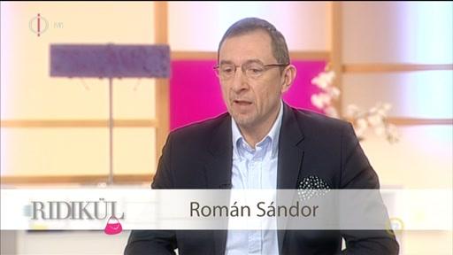 Román Sándor, táncművész, koreográfus