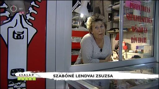 Szabóné Lendvai Zsuzsa