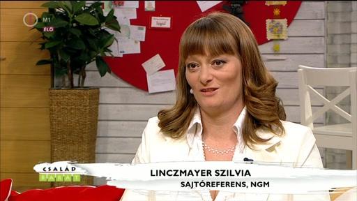 Linczmayer Szilvia, sajtóreferens, Nemzetgazdasági Minisztérium