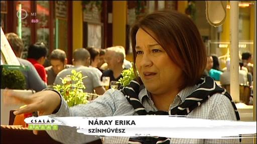 Náray Erika, szÍnművész