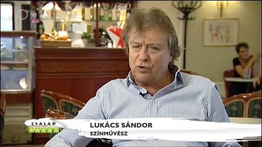 Lukács Sándor, szÍnművész