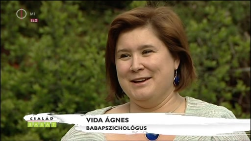 Vida Ágnes, babapszichológus