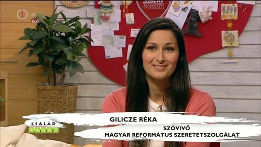 Gilicze Réka, szóvivő, Magyar Református Szeretetszolgálat