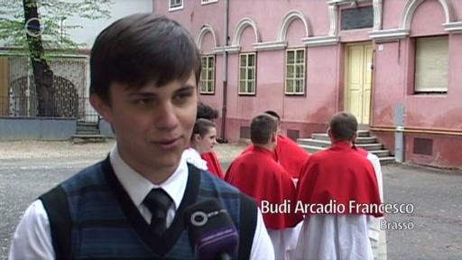 Budi Arcadio Francesco, Brassó