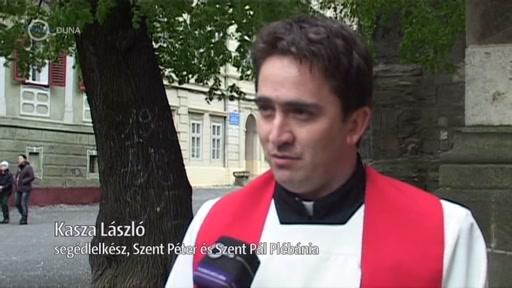 Kasza László, segédlelkész, Szent Péter és Szent Pál Plébánia