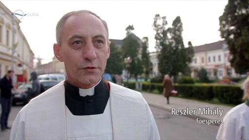 Reszler Mihály, főesperes
