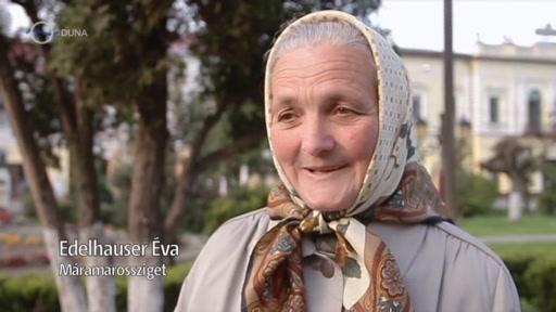 Edelhauser Éva, Máramarossziget