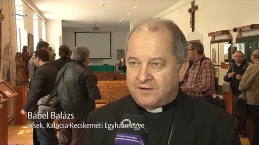 Bábel Balázs, érsek, Kalocsa-Kecskeméti Egyházmegye