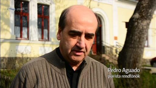 Pedro Aguado, piarista rendfőnök