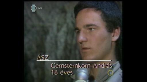 Gernstrenkorn András