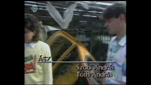 Szobi András, Tóth András