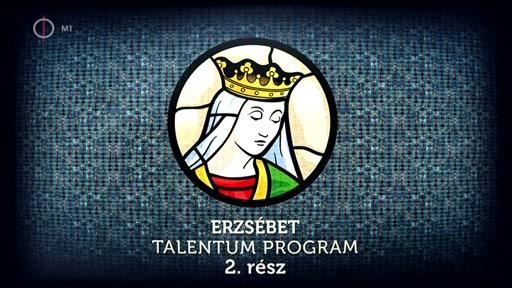 Erzsébet Talentum program 2015