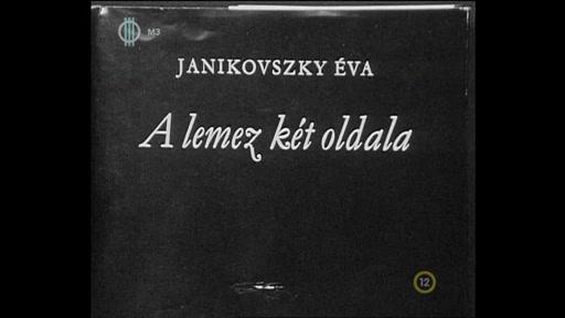 Janikovszky Éva: A lemez két oldala
