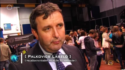 Palkovics László, felsőoktatásért felelős államtitkár, EMMI