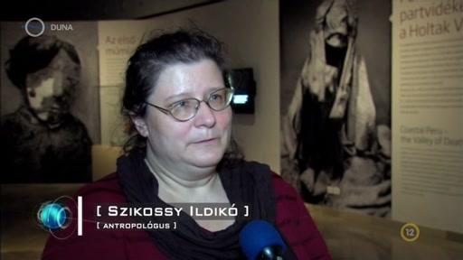Szikossy Ildikó, antropológus