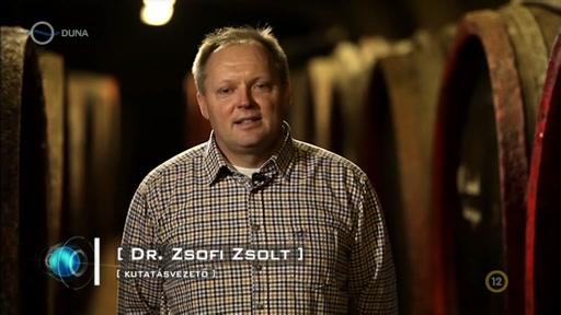Dr. Zsófi Zsolt, kutatásvezető