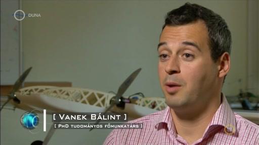 Vanek Bálint, PhD tudományos főmunkatárs