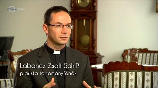 Laboncz Zsolt Sch.P., piarista tartományfőnök