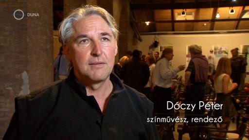 Dóczy Péter, színművész; rendező