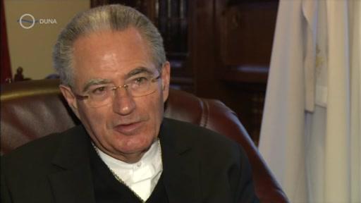 Dr. Pápai Lajos, megyéspüspök