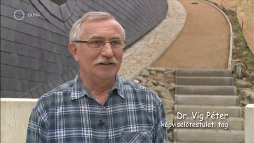 Dr. Vig Péter, képviselőtestületi tag