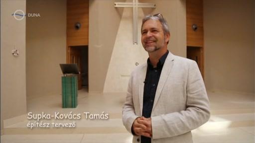 Supka-Kovács Tamás, építész-tervező