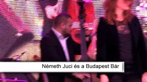 Németh Juci és a Budapest Bár