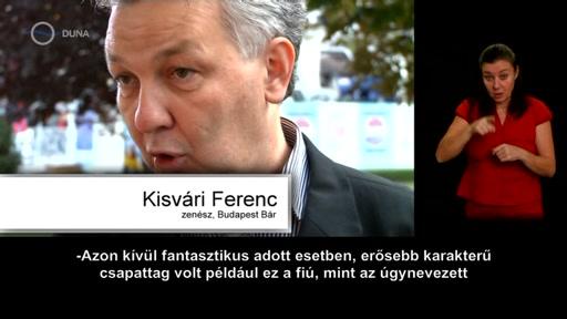 Kisvári Ferenc, zenész, Budapest Bár
