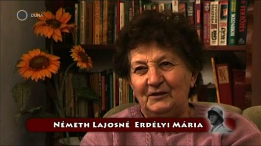 Németh Lajosné Erdélyi Mária