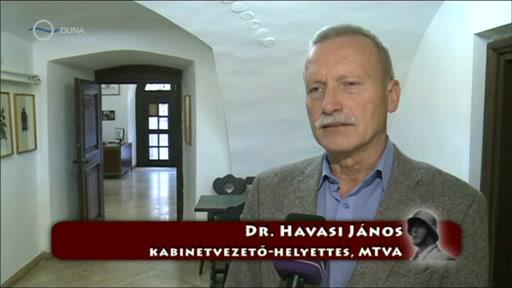 Dr. Havasi János, kabinetvezető-helyettes, MTVA