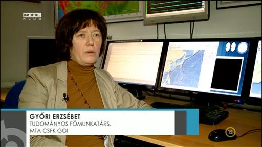 Győri Erzsébet, tudományos főmunkatárs, MTA CSFK GGI