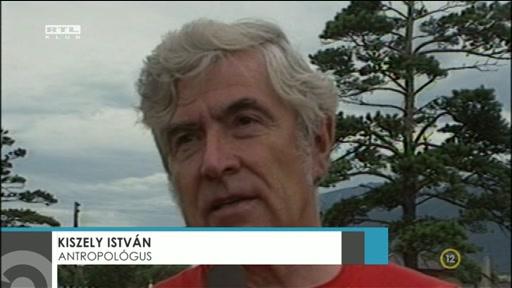 Kiszely István, antropológus