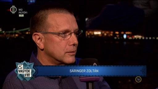 Sáringer Zoltán